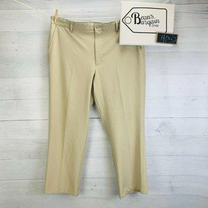 Footjoy Mens Golf Pants Flat Front Performance